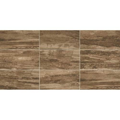 Daltile River Marble 12 x 36 Muddy Banks Polished Tile & Stone