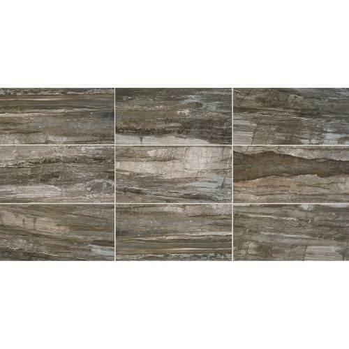 Daltile River Marble 8 x 36 Smoky River Polished Tile & Stone