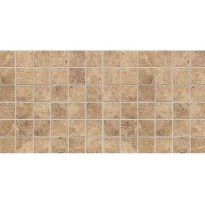 Daltile Salerno Mosaic 2 x 2 Marrone Chiaro Tile & Stone