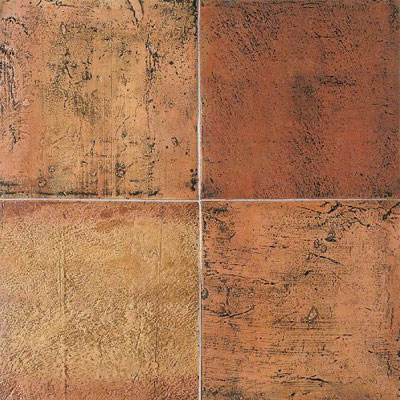 Daltile Saltillo 6 x 12 Sealed Antique Red Tile & Stone