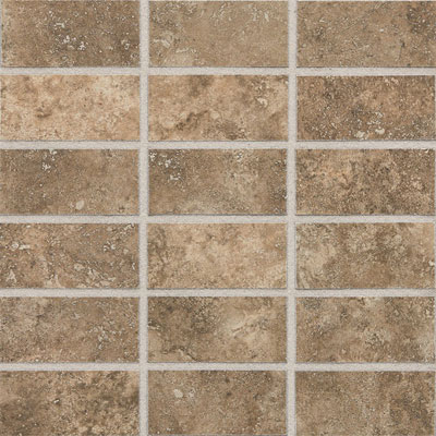 Daltile San Michelle 2 x 4 Mosaic Moka Tile & Stone