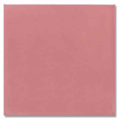 Daltile Semi-Gloss 6 x 6 Carnation Pink Tile & Stone