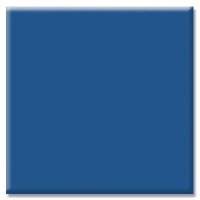 Daltile Semi-Gloss 4 1/4 x 4 1/4 Electric Blue Tile & Stone