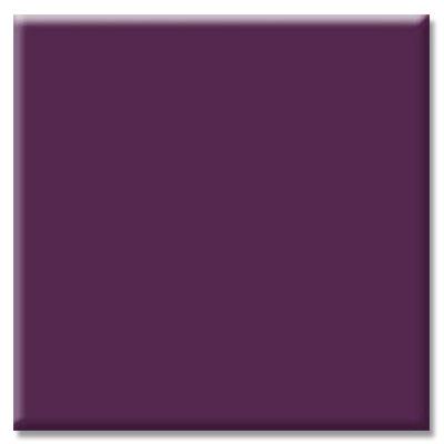 Daltile Semi-Gloss 6 x 6 Plum Crazy Tile & Stone