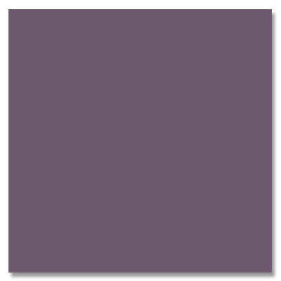Daltile Semi-Gloss 6 x 6 Wood Violet Tile & Stone