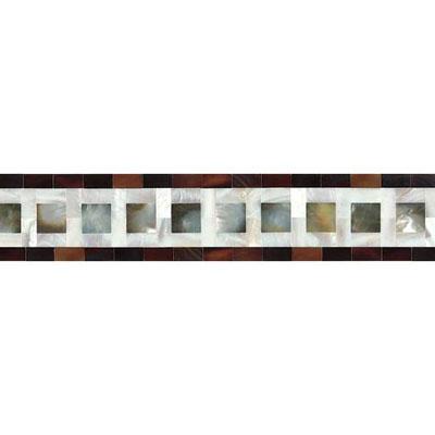 Daltile Shellscapes Jewel Box 2 x 12 Tile & Stone
