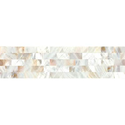 Daltile Shellscapes Neptune 3 x 12 Brick Joint Tile & Stone