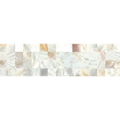 Daltile Shellscapes Neptune 3 x 12 Mosaic Tile & Stone