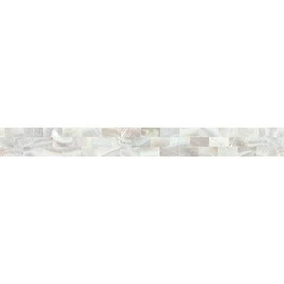 Daltile Shellscapes Sea Wall 1 x 12 Tile & Stone