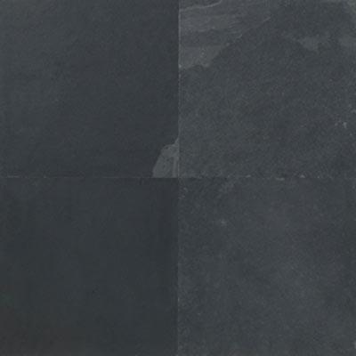 Daltile Slate Collection - Imported 16 X 16 Brazil Black Tile & Stone