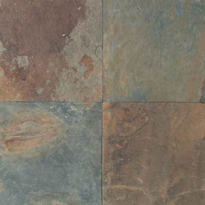 Daltile Slate Collection - Imported 16 X 16 Mongolian Springs Tile & Stone