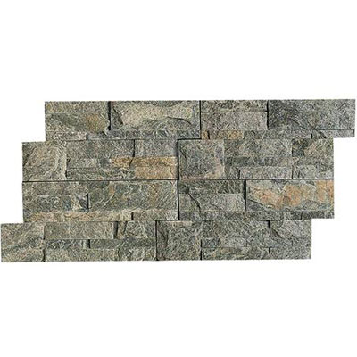 Daltile Slate Collection - Slate Stacked Stone Beijing Green Tile & Stone