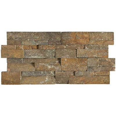 Daltile Slate Collection - Slate Stacked Stone Imperial Falls Tile & Stone