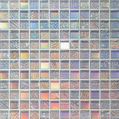 Daltile Soiree 1 x 1 Glass Mosaic St Kitts Tile & Stone