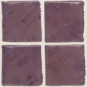 Daltile Sonterra Collection Mosaic Purple Opalized Tile & Stone