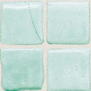 Daltile Sonterra Collection Mosaic Mint Iridescent Tile & Stone