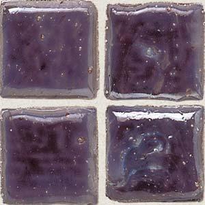 Daltile Sonterra Collection Mosaic Purple Iridescent Tile & Stone