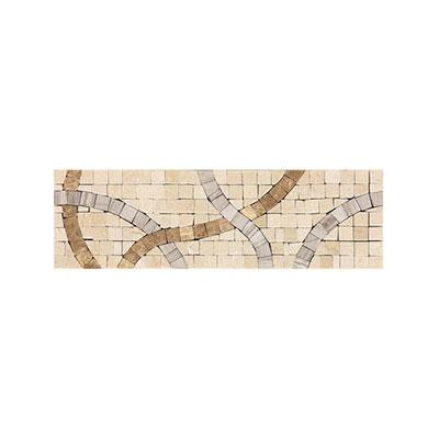 Daltile Fashion Accents Stone Combinations FA89 Crossroads Beige Tile & Stone