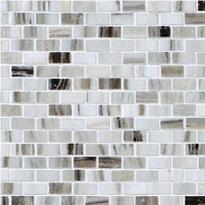 Daltile Stone Decorative Mosaics Panaro Blend Brick Joint Polished Tile & Stone