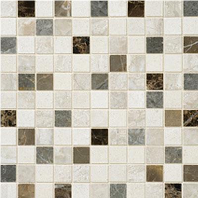 Daltile Stone Decorative Mosaics Taro Blend Polished Mosaic Tile & Stone