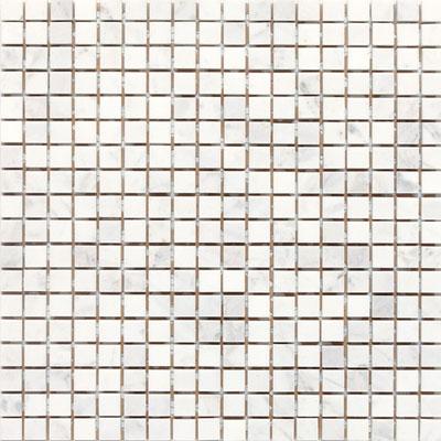 Daltile Stone a la Mod Mosaics Mosaic Polished - Contempo White Tile & Stone