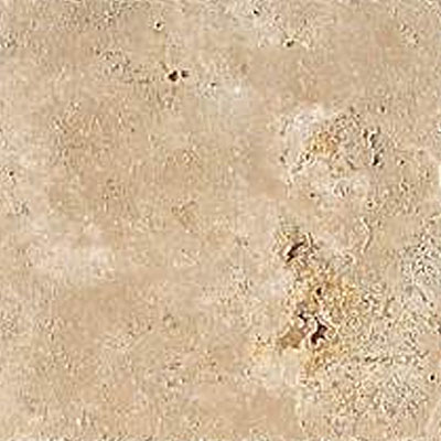 Daltile Travertine Builder Select 18 x 18 Mendocino Honed Tile & Stone