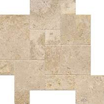 Daltile Travertine Builder Select Versailles Pattern Mendocino Versailles Tile & Stone