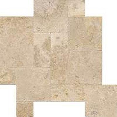 Daltile Travertine Builder Select Versailles Pattern Mendocino Versailles Tile & Stone