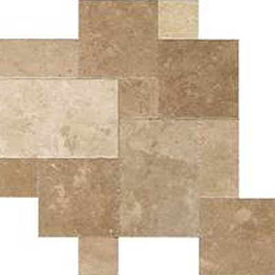 Daltile Travertine Builder Select Versailles Pattern Napa Versailles Tile & Stone