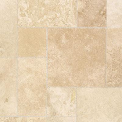 Daltile Travertine Chiseled Edge 9 x 18 Turco Classico Tile & Stone