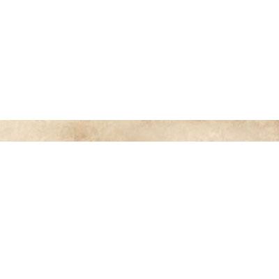 Daltile Travertine Natural Stone Honed Pencil Rail Mediterranean Ivory Tile & Stone