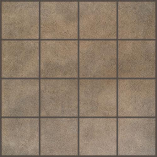 Daltile Veranda 3 x 3 Mosaic Gravel Tile & Stone