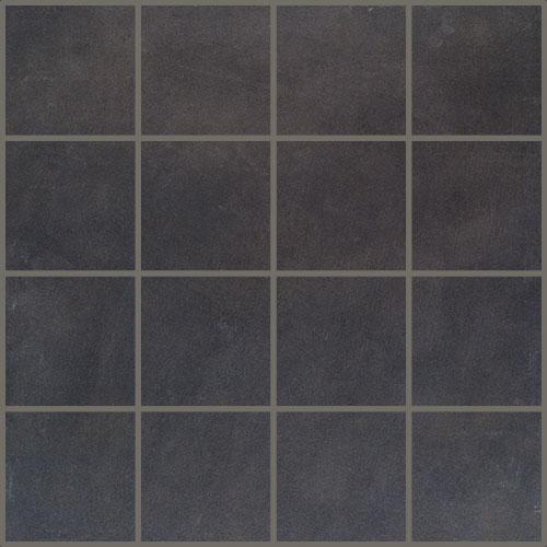 Daltile Veranda 3 x 3 Mosaic Gunmetal Tile & Stone