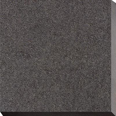 Eleganza Tiles Eco Outdoor 24 x 24 Jet Black Flames Tile & Stone