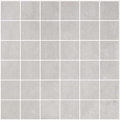 Eleganza Tiles Firenze Mosaic Matte (2 x 2) Bianco Tile & Stone