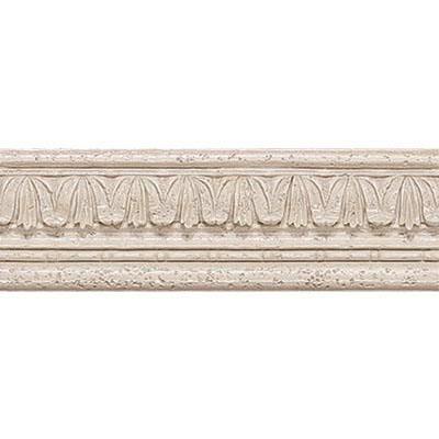 Eleganza Tiles Roman Vein-Cut 3 x 12 - 4 x 12 Listello Espresso Tile & Stone