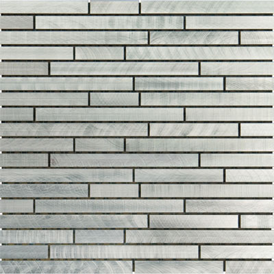 Elida Ceramica Elida Metal Mosaic Stripes 41715 Tile & Stone
