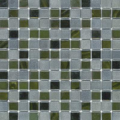 Elida Ceramica Recycled Glass Earth Mosaic Madagascar Tile & Stone