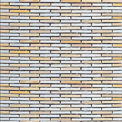 Interceramic Interglass - 12 x 12 Mosaics Canvas Retangular Tile & Stone