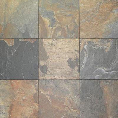 Interceramic Rustic Lodge 12 x 12 Ebony Dusk Tile & Stone