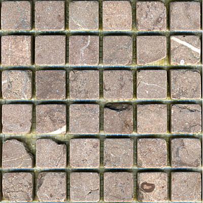 Maestro Mosaics Marble 1 x1 Mosaic Tumbled Calamandina Tile & Stone
