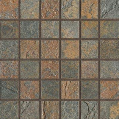 Mannington Serengeti Slate Mosaic Blue Nile (Sample) Tile & Stone