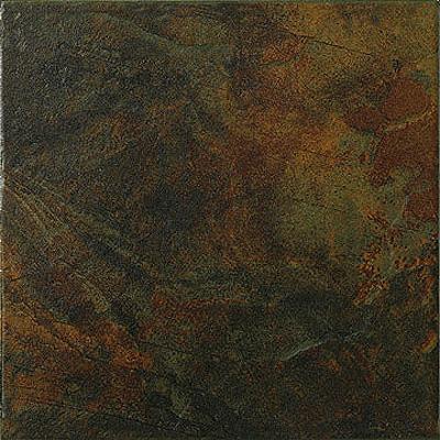 Marazzi Imperial Slate 16 x 16 Black Tile & Stone