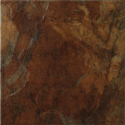 Marazzi Imperial Slate 16 x 16 Rust Tile & Stone