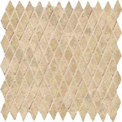 Marazzi Saturnia Diamond Mosaic 1 x 2 Acqua Tile & Stone