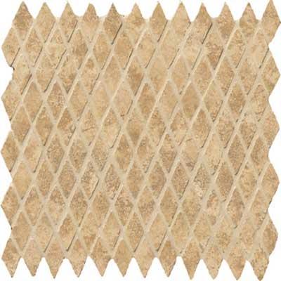 Marazzi Saturnia Diamond Mosaic 1 x 2 Argilla Tile & Stone