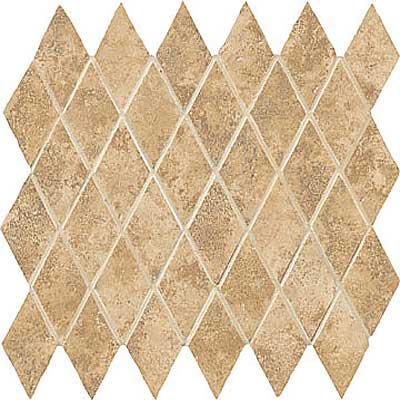 Marazzi Saturnia Diamond Mosaic 2 x 3 1/2 Argilla Tile & Stone