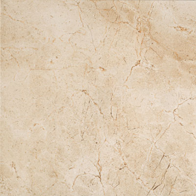 Marazzi Timeless Collection 12 15/16 x 12 15/16 Marfil Cream Tile & Stone