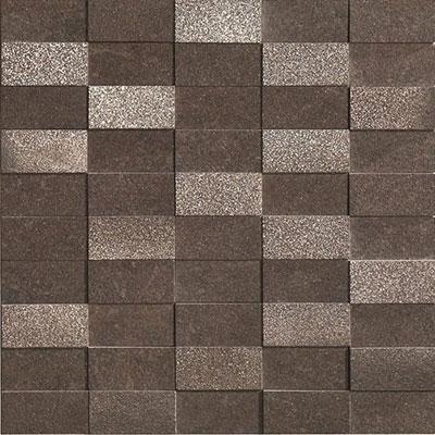 Marca Corona Eco Living Brick Mosaic Brown (6258) Tile & Stone