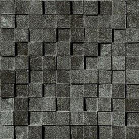 Marca Corona Re-Action Mosaic Black 3882 Tile & Stone